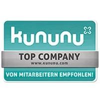 Kununu Badge - Top Company