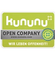 Kununu Badge - Open Company