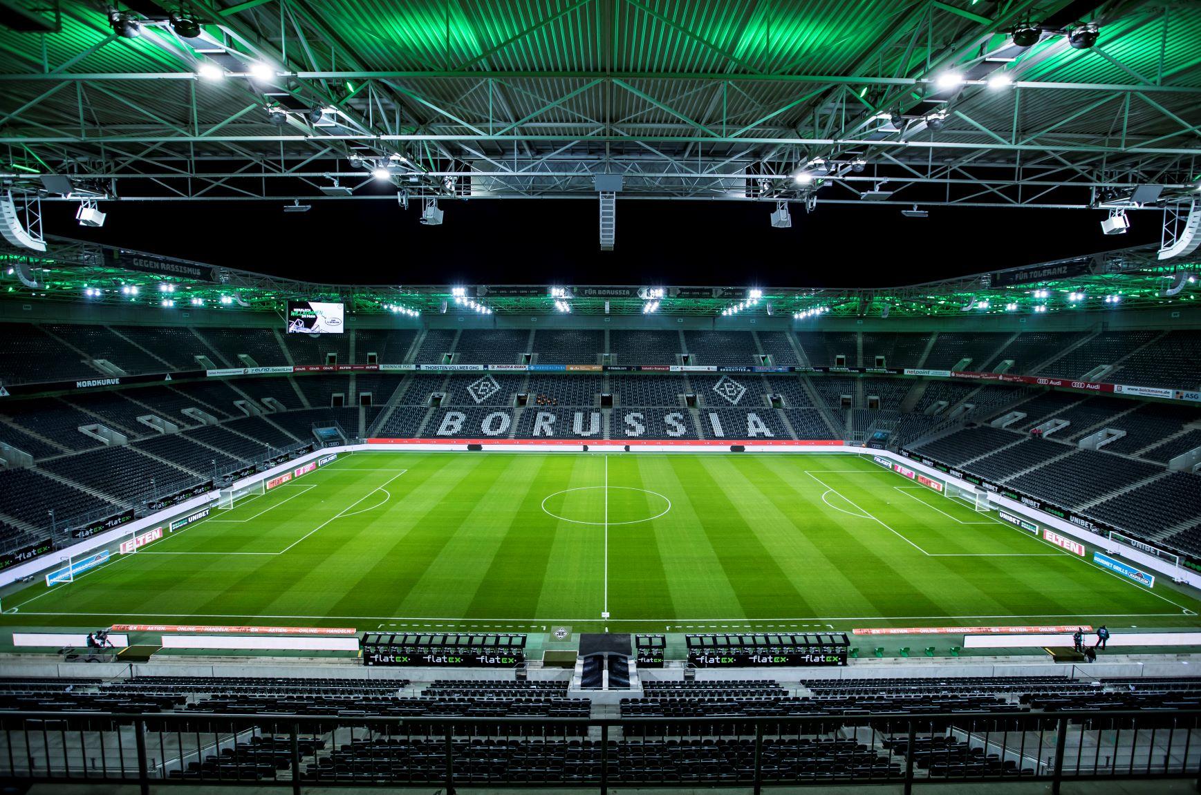 Borussia mönchengladbach digitalisierung