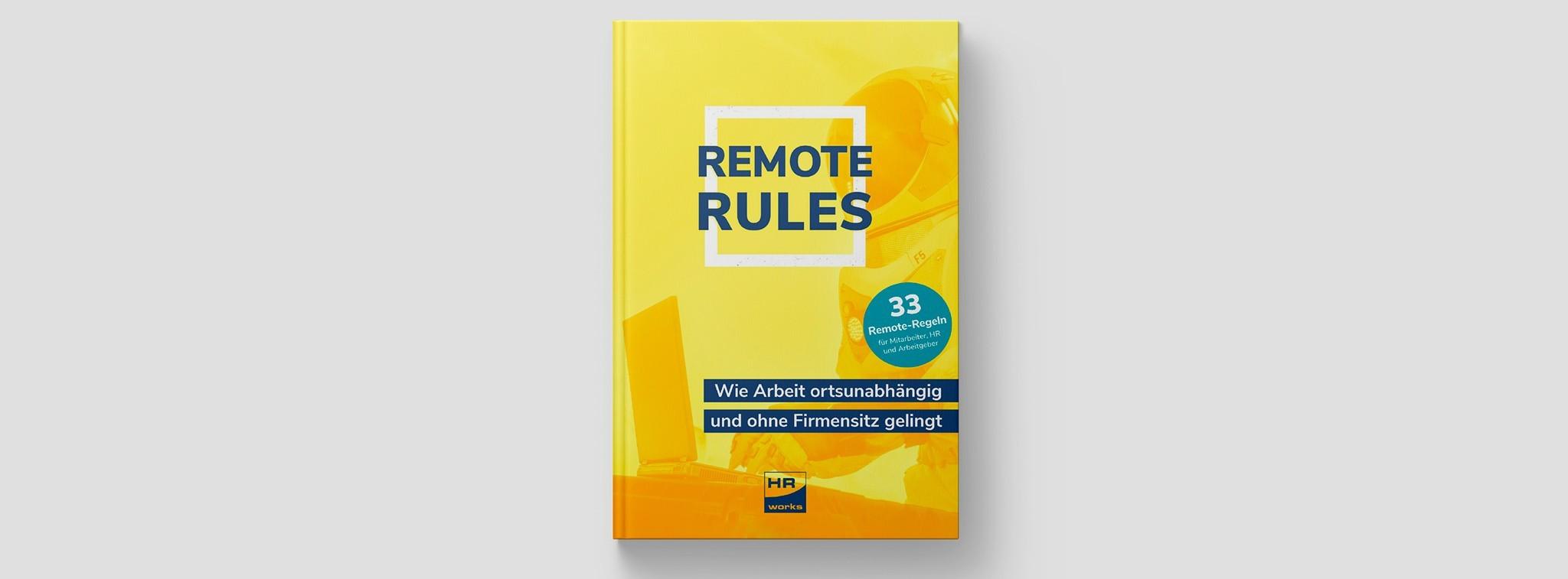 Remote Rules E Book