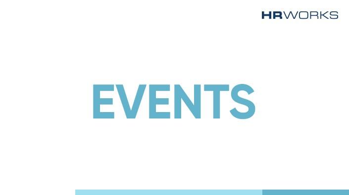 Event-Team kennenlernen und Karriere bei HRworks starten